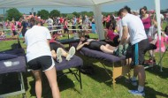 Marathon Massage