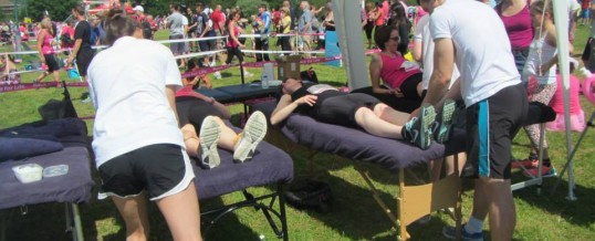 Massage and Marathons! Why is it important?