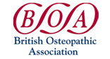 Kate Ferguson is a member of the British Osteopathic Association