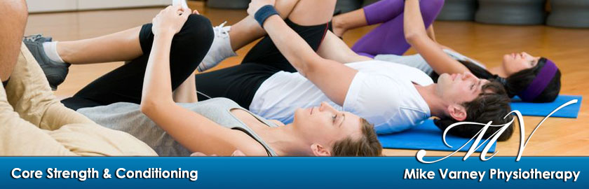 Core Strength and Conditioning Sessons