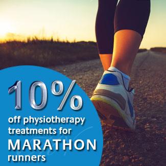 Marathon Physio Deal