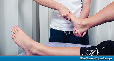 Sports Injury Massage Treatment
