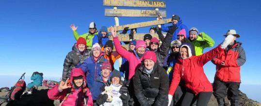 Annabel's Kilimanjaro Challenge