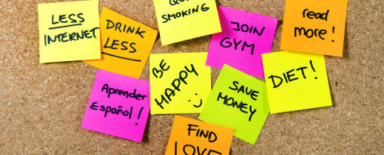 5 New year resolutions you can stick to!