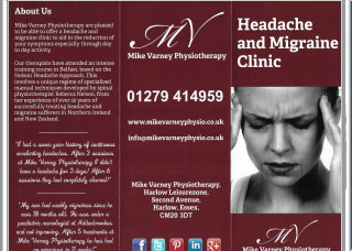 Headache and Migraine Clinic.