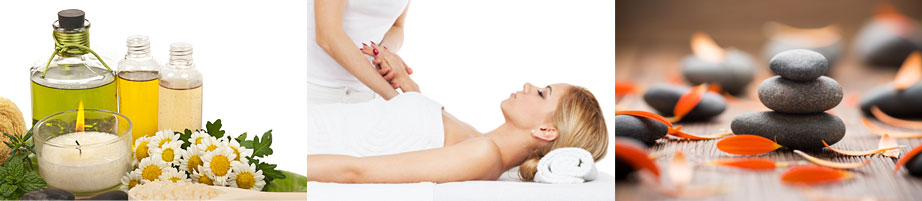 massage and beauty treatments